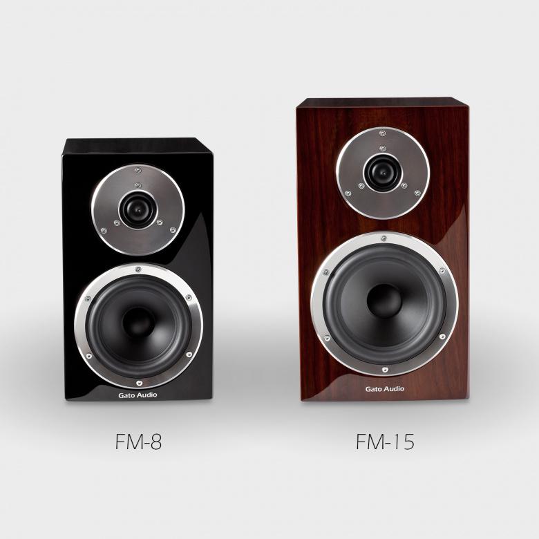 FM-8 - 2-way Passive Bookshelf Loudspeaker
