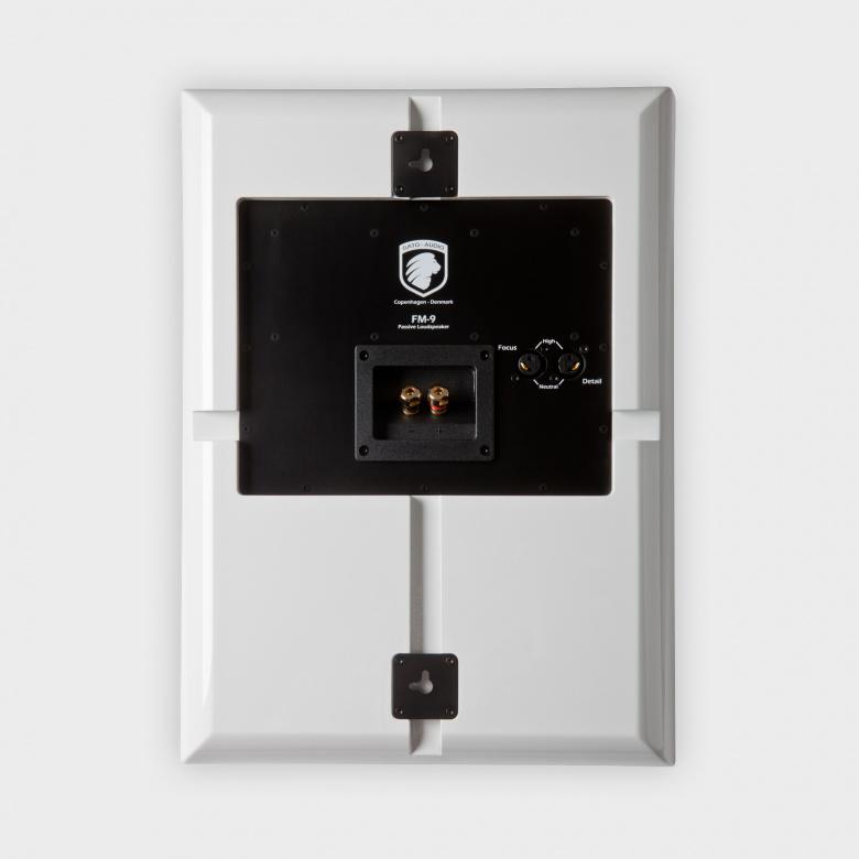 FM-9 - 2-way Passive On-Wall Loudspeaker