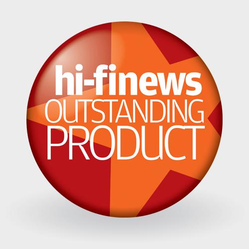 Hifi News Outstanding