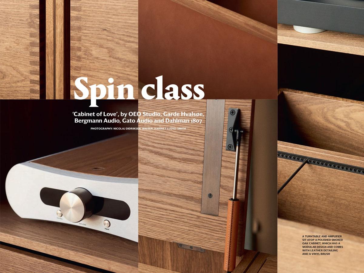 Featured in Wallpaper Magazine