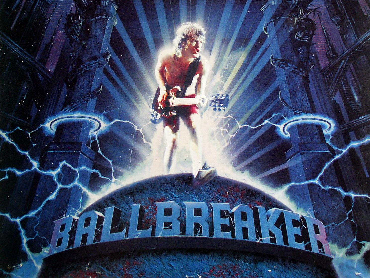 AC⁄DC Ballbreaker