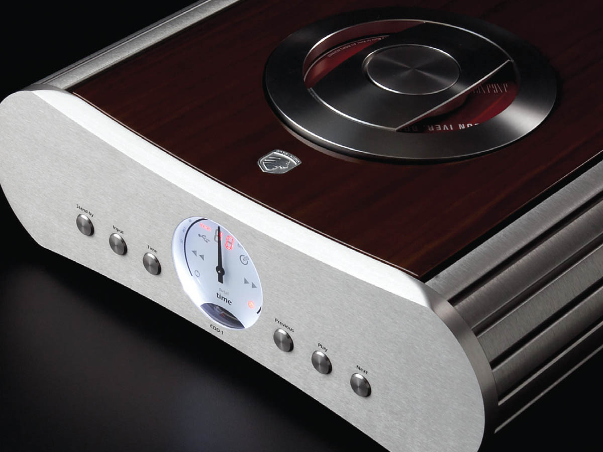Beautiful, Full-Bodied CD Player