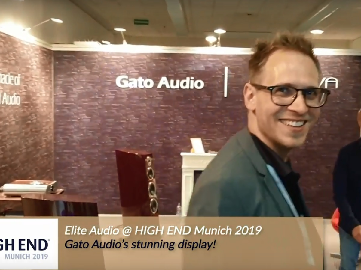 Video Report From High End 2019