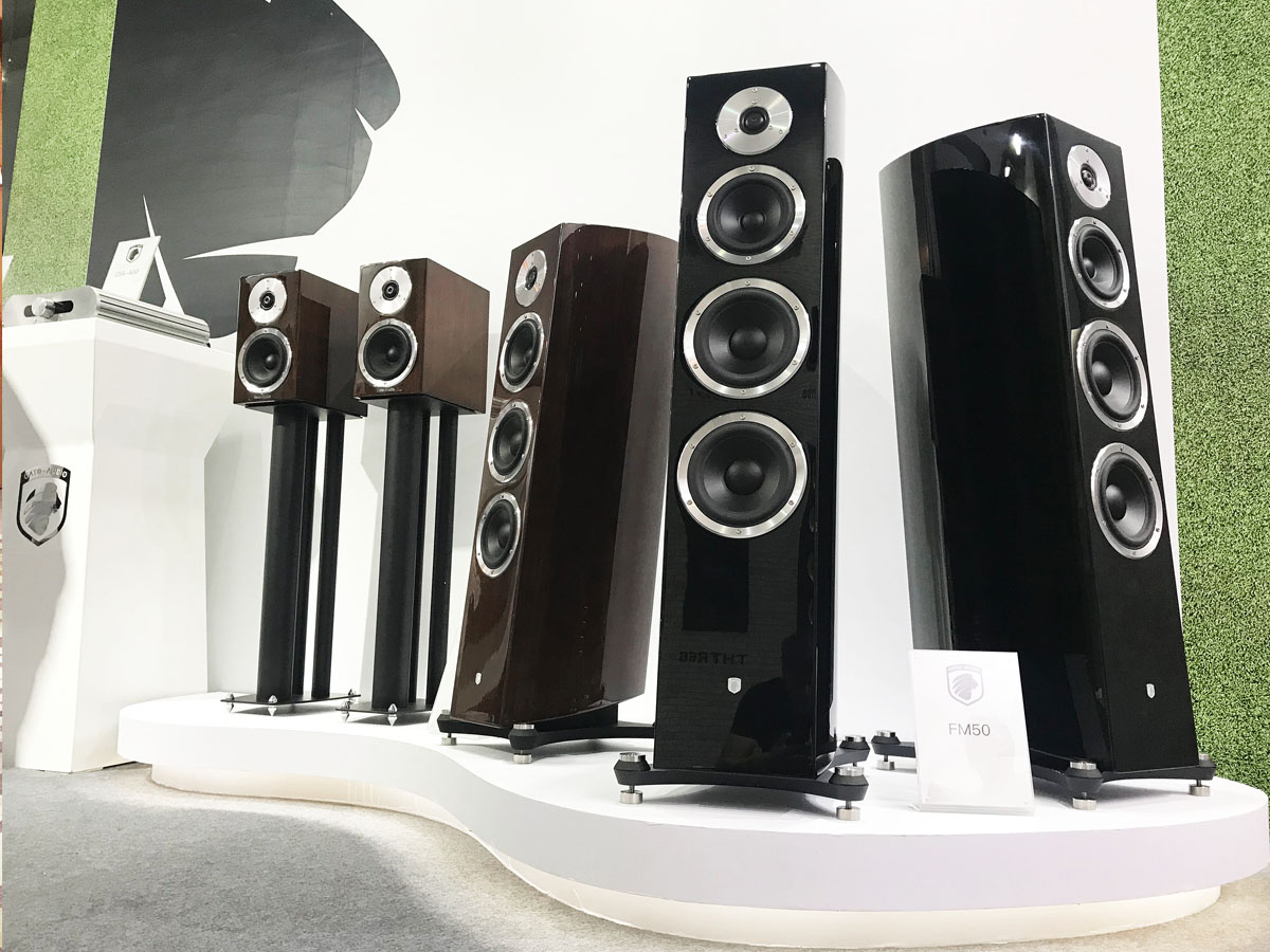Check out the photos from the Guangzhou AV FAIR 2018 in China.