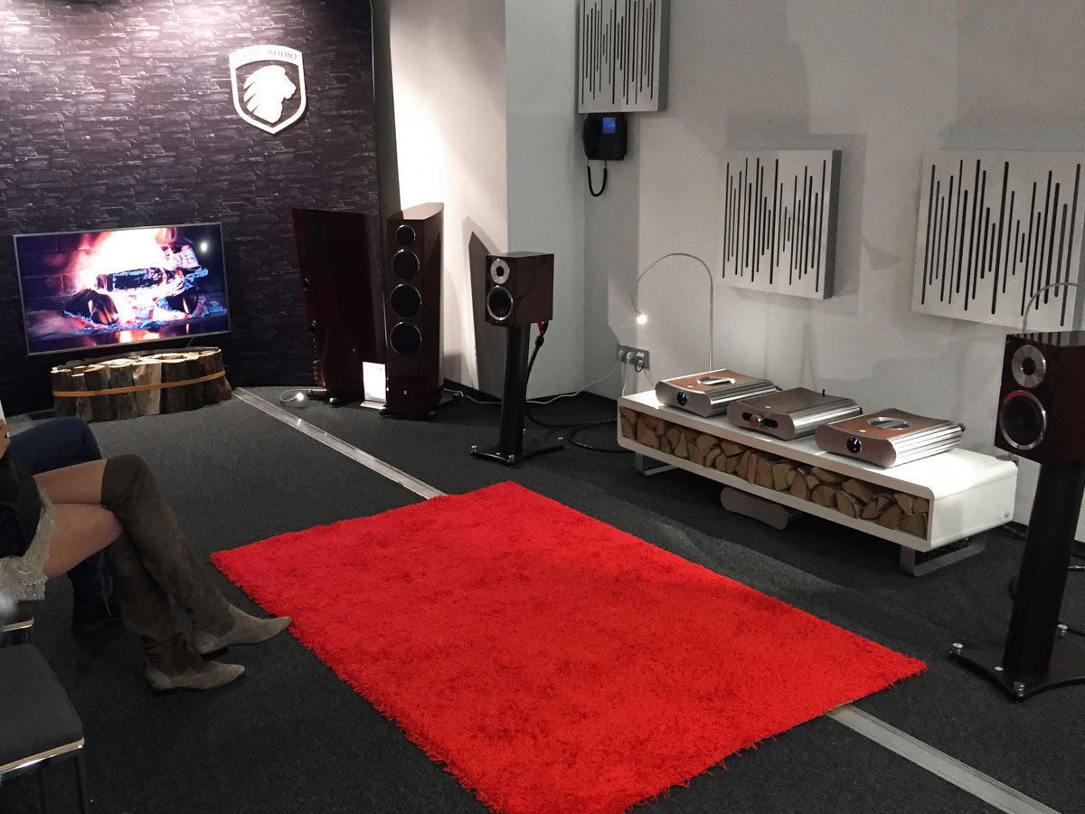 Photos From AudioVideo Show 2017 in Warsaw, Poland